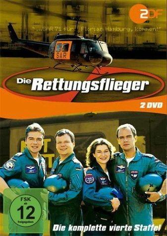 DVD »Die Rettungsflieger - Die komplette vierte...«