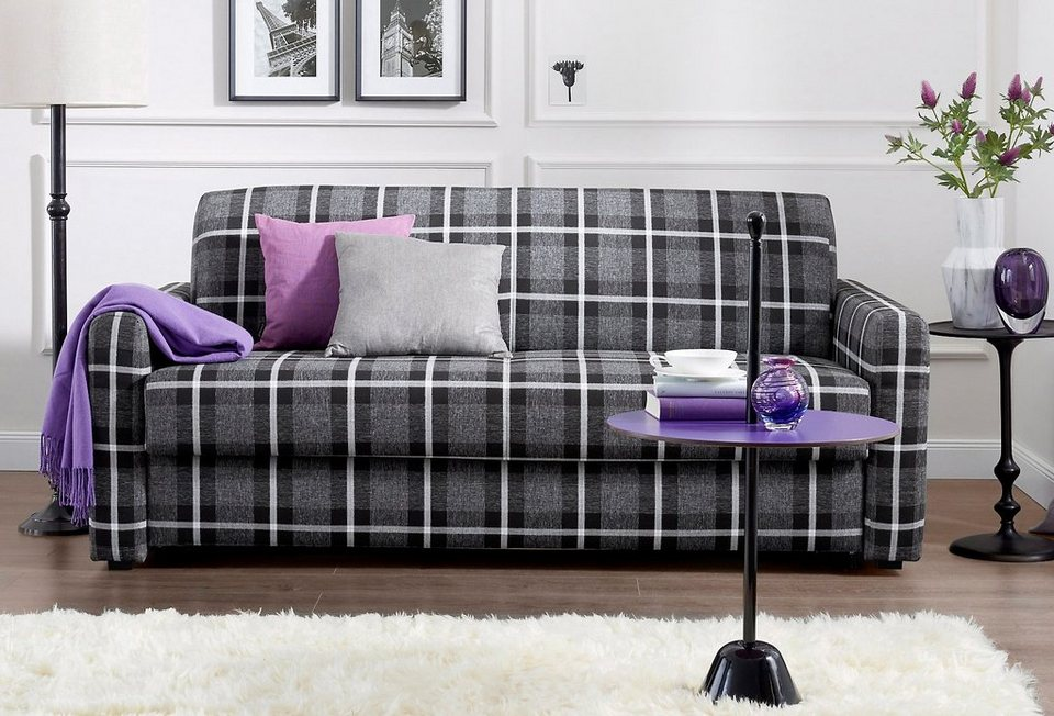 reposa schlafsofa basic 14 mit bettfunktion otto. Black Bedroom Furniture Sets. Home Design Ideas