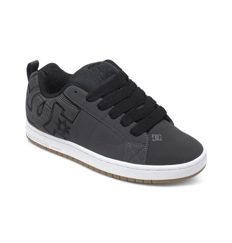 DC Shoes Low top »Court Graffik SE« in Grey / black