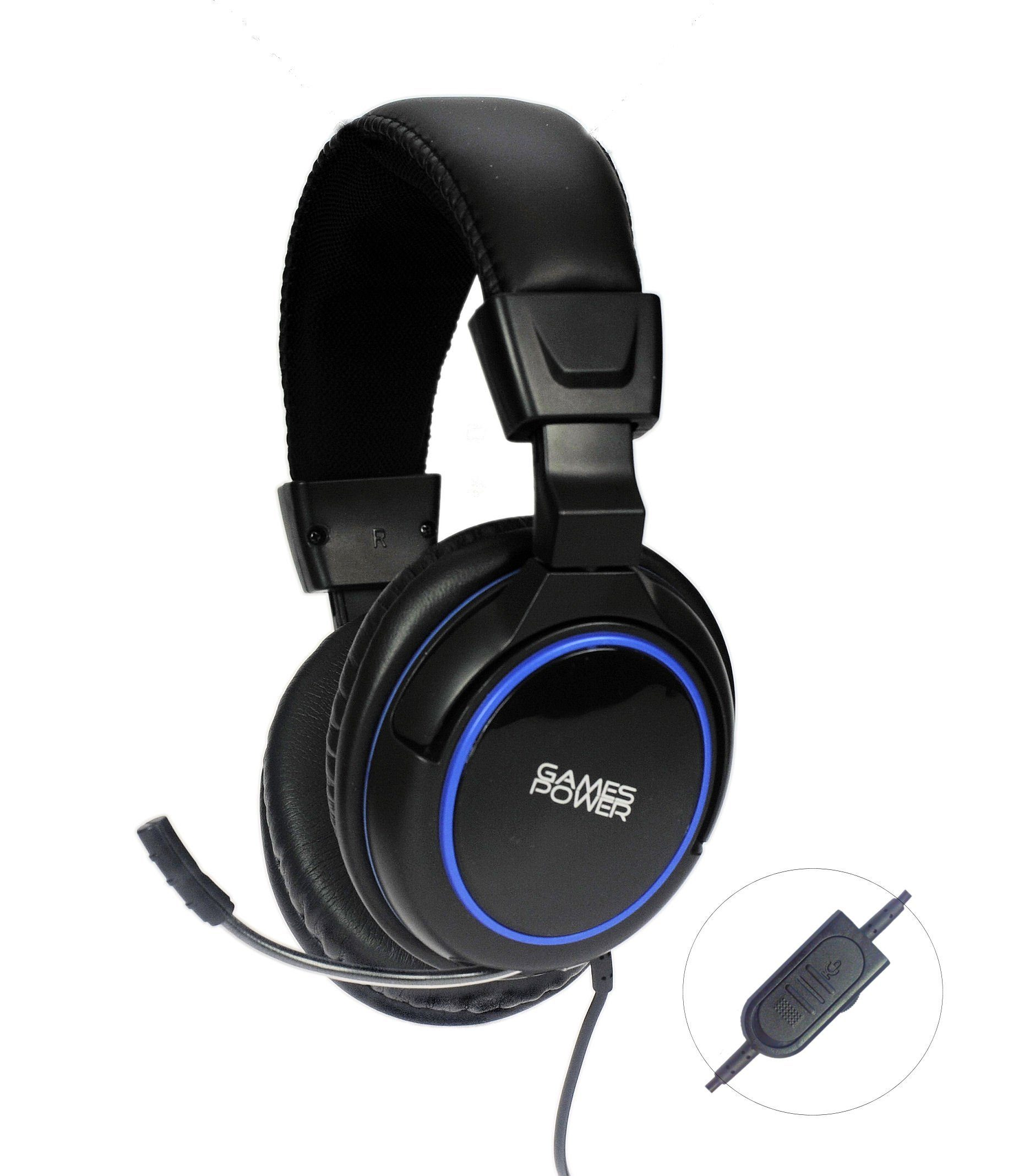 LOGIC3 Command Gaming Headset »(PS4)«