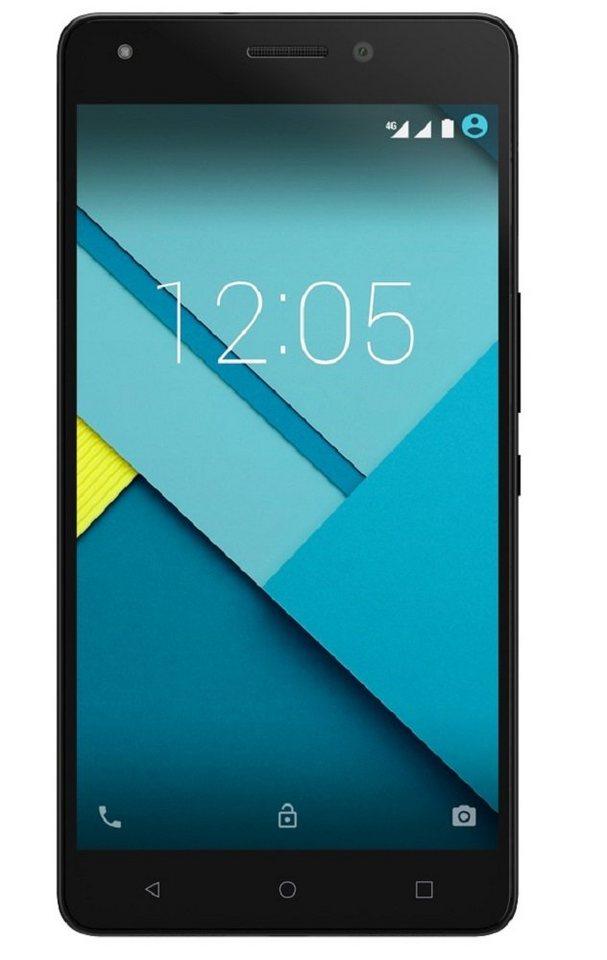 bq Smartphone »Aquaris M5.5 FHD 4G 16+3GB« in schwarz