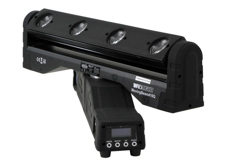 Involight Beam-Lichteffektgerät »MovingBeam410Q« in schwarz