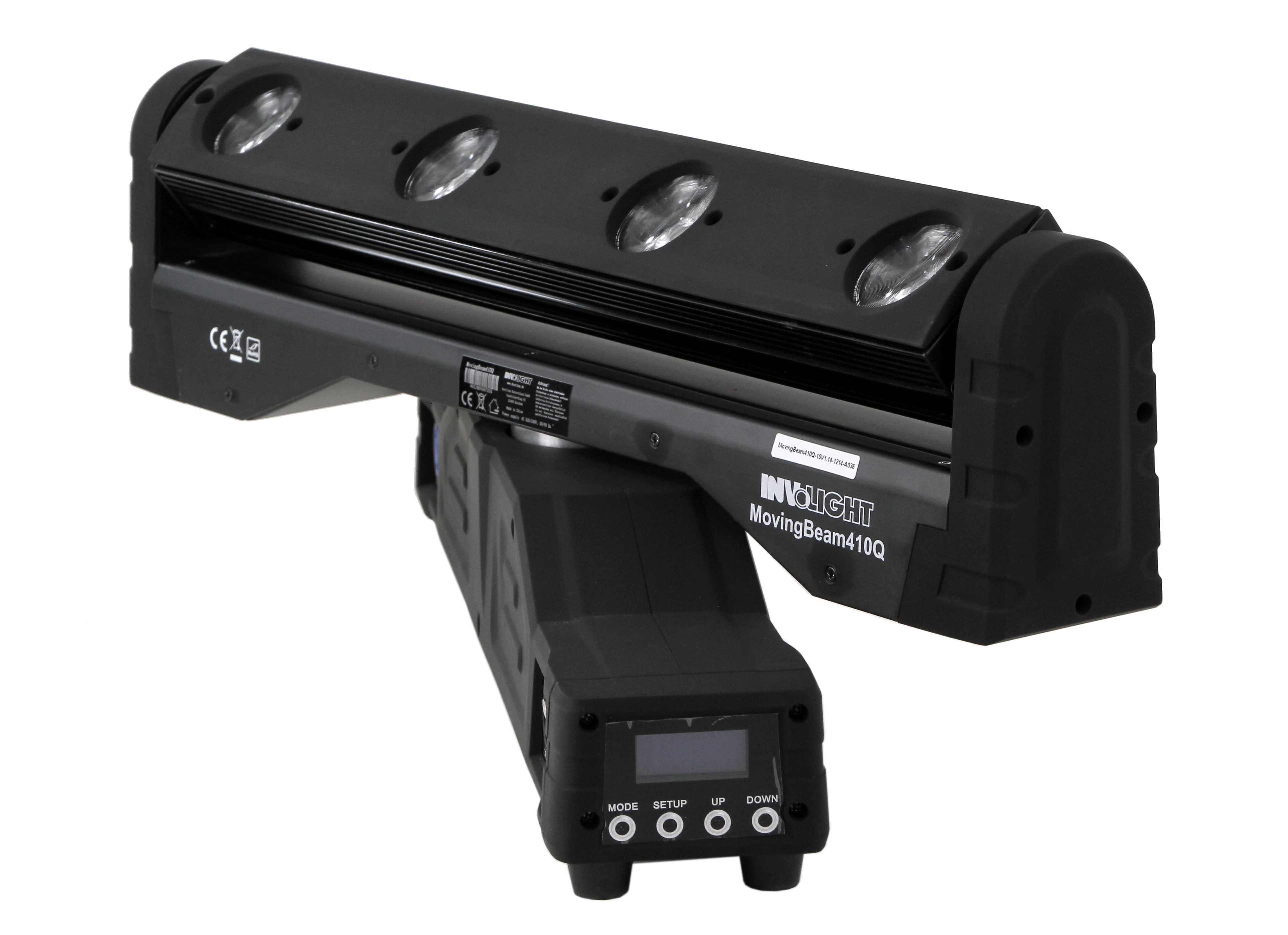 Involight Motorisiertes Beam-Lichteffektgerät »MovingBeam410Q«