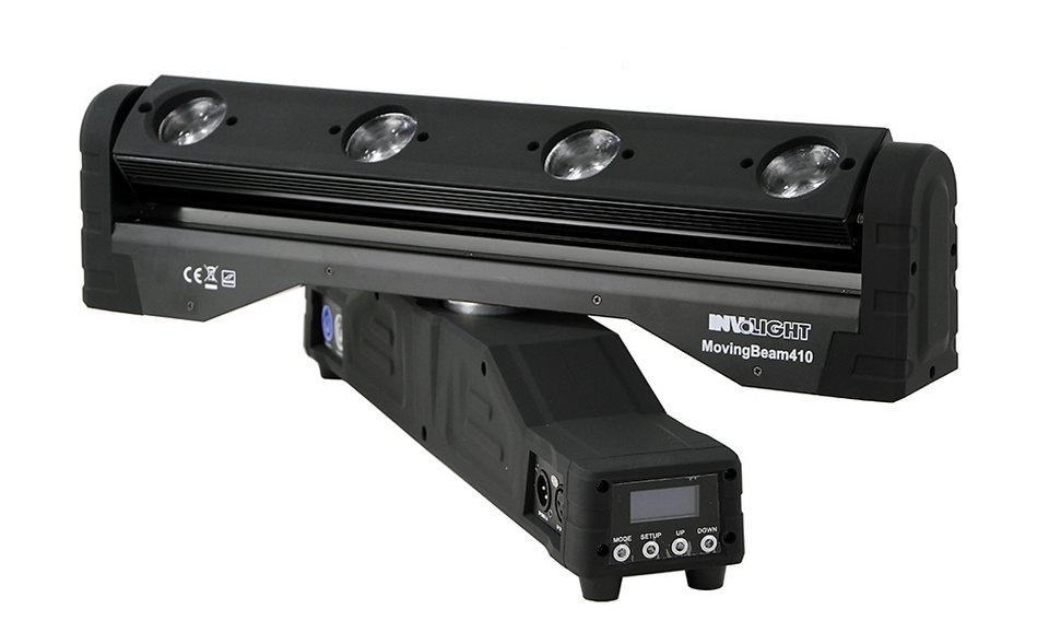Involight Beam-Lichteffektgerät »MovingBeam410« in schwarz