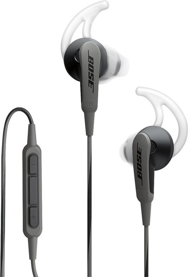 Bose® SoundSport® in-ear headphones Android Kopfhörer in schwarz