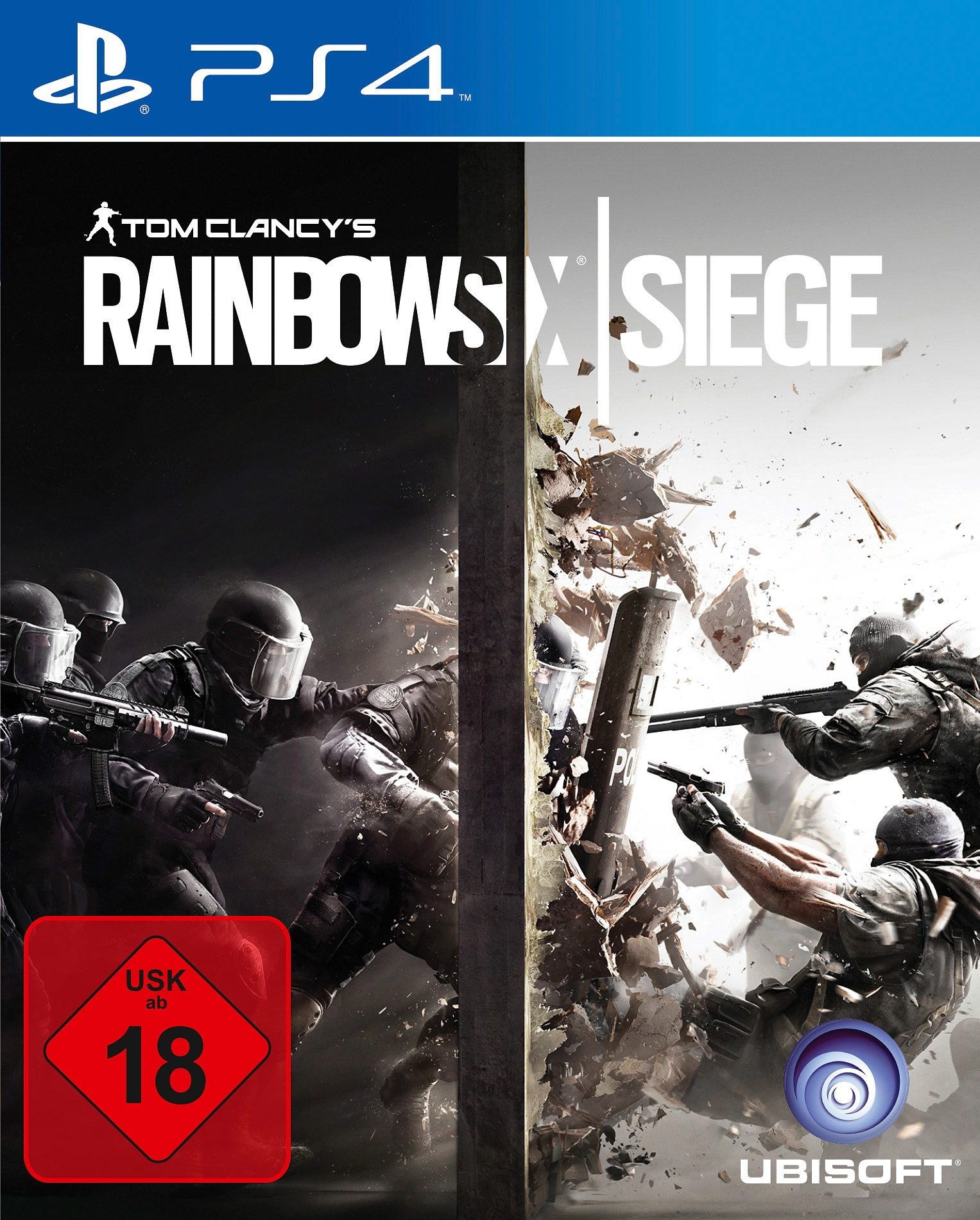 Tom Clancy's Rainbow Six Siege PlayStation 4