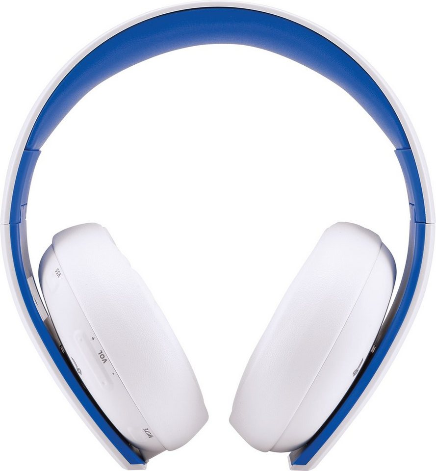 PS4 Wireless-Stereo-Headset 2.0 in weiß