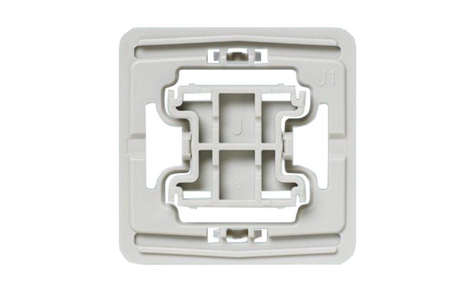 HomeMatic Smart Home Zubehör »Smart Home Adapter Set Jung« in Weiß