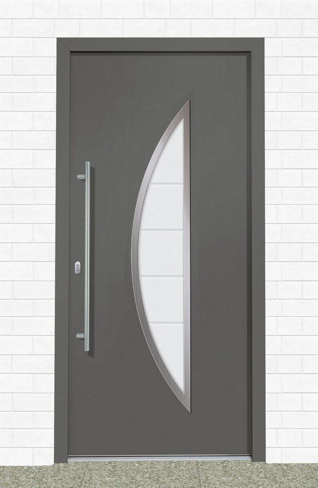 kunststoff haust r a909 bxh 100 x 210 cm anthrazit wei online kaufen otto. Black Bedroom Furniture Sets. Home Design Ideas