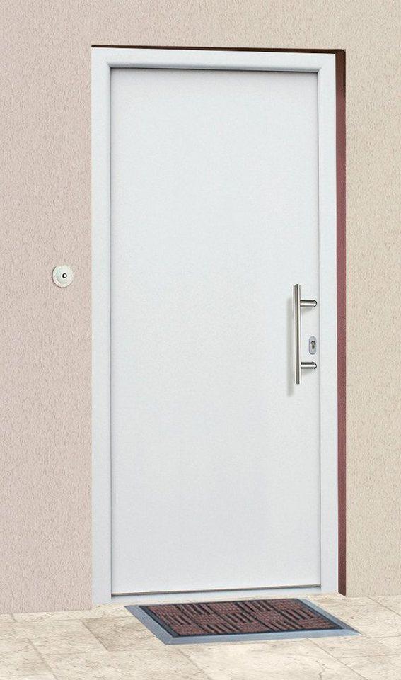 aluminium haust r a01 festma bxh 98 x 208 cm wei online kaufen otto. Black Bedroom Furniture Sets. Home Design Ideas