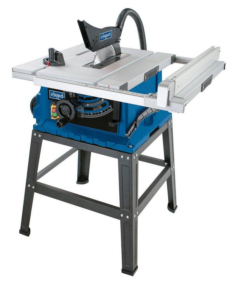 Tischkreissäge »HS 105« in blau