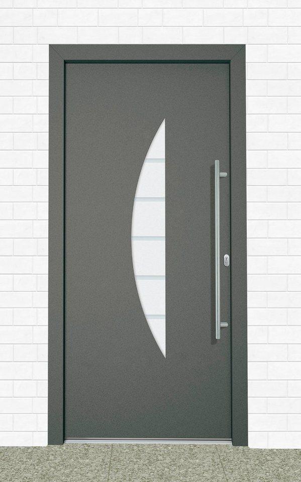 RORO Aluminium-Haustür »Malta«, nach Wunschmaß, Anschlag rechts oder ...
