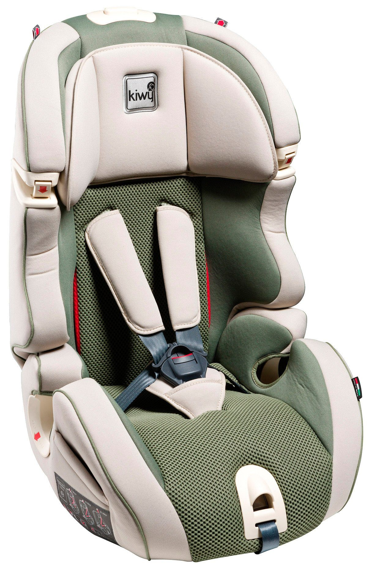 Kindersitz »SL123 Universal«, aloe