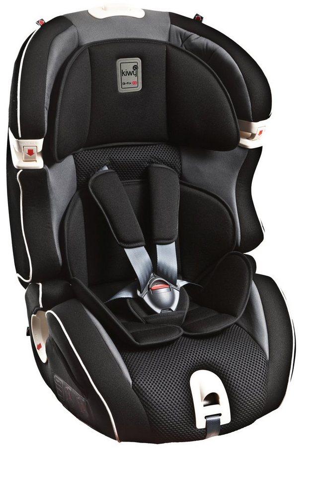 Kindersitz »SL123 Universal«, 9 - 36 kg, mit Sitzverkleinerung in schwarz