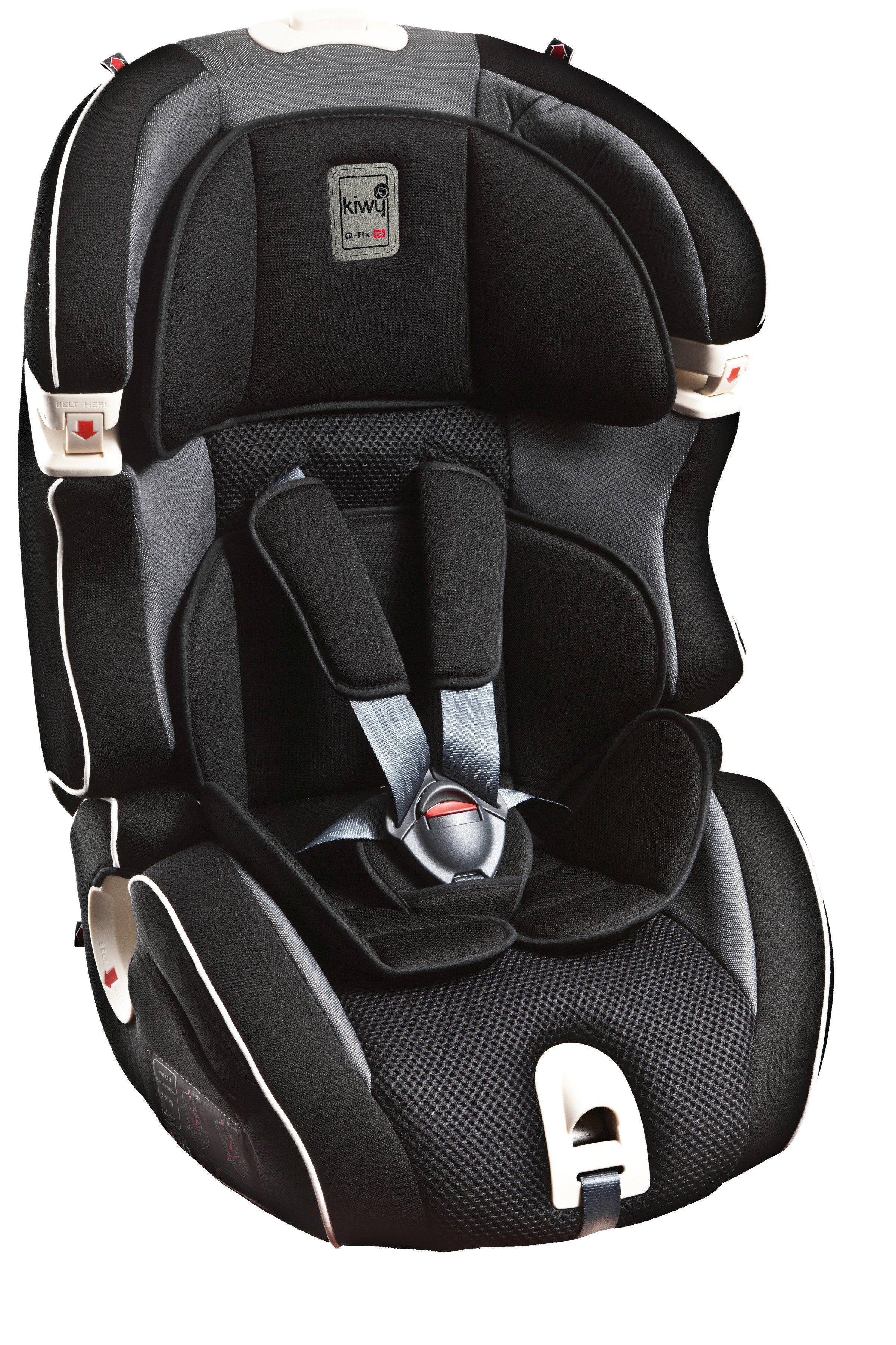 Kiwy Kindersitz »kiwy SL123 Universal, carbon«