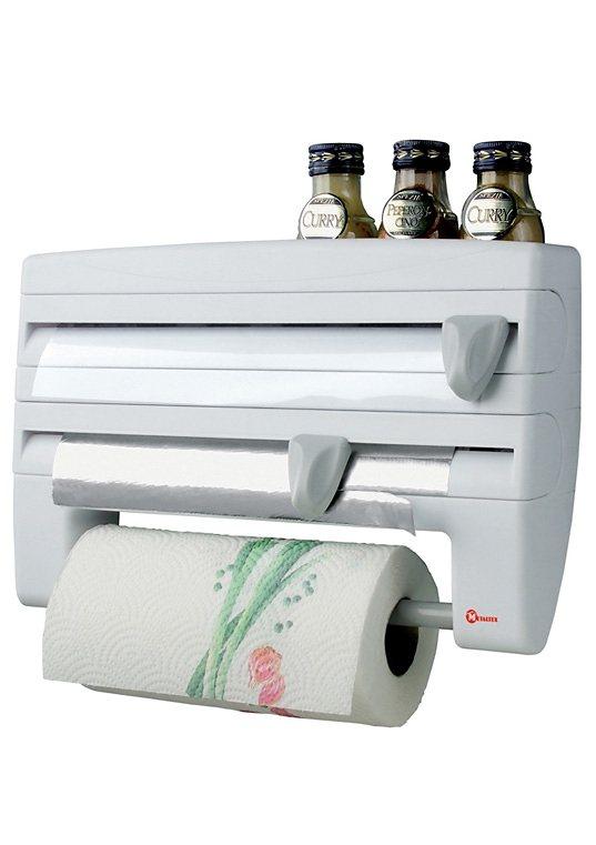 metaltex Küchenrollenspender, »Roll'n Roll« in weiß