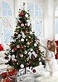 PRÄSENT Weihnachtsbaumschleife (8-tlg), Bild 5