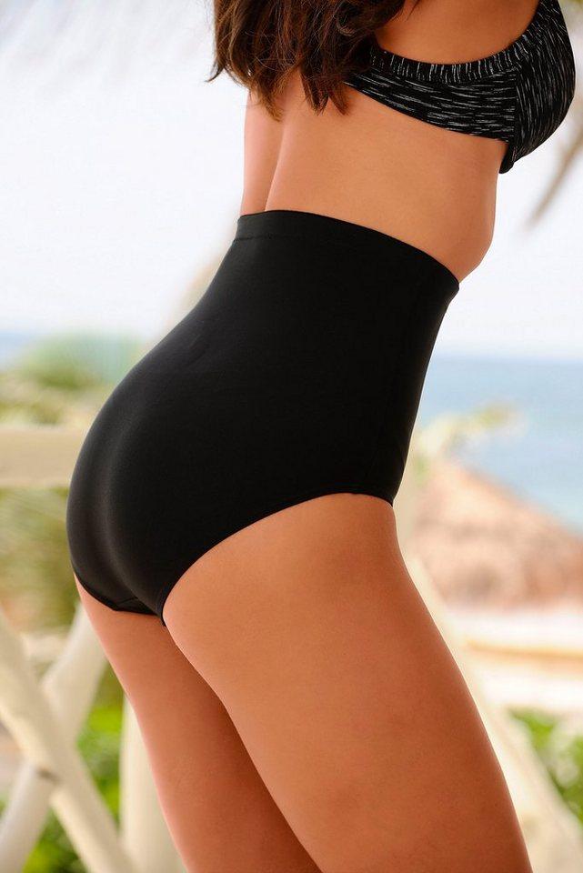 lascana shaping bikini hose online kaufen otto
