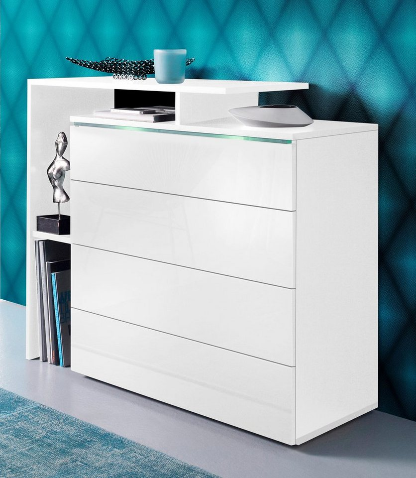 kommode 60 cm breit schlanke kommode fnf schubladen eiche sonoma dekor cm breit topherus with. Black Bedroom Furniture Sets. Home Design Ideas