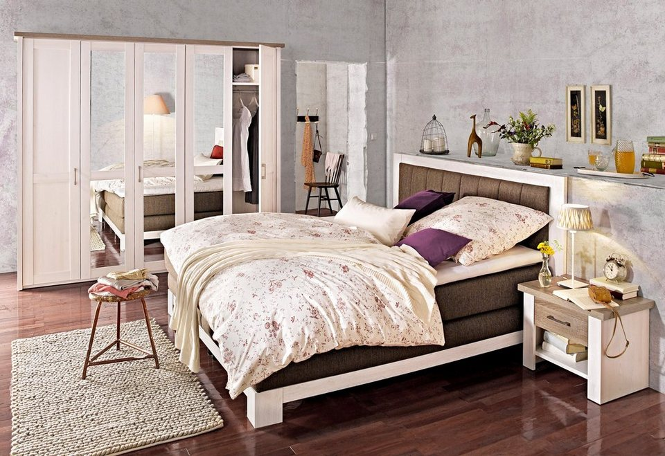 schlafzimmer set 5 tlg online kaufen otto. Black Bedroom Furniture Sets. Home Design Ideas