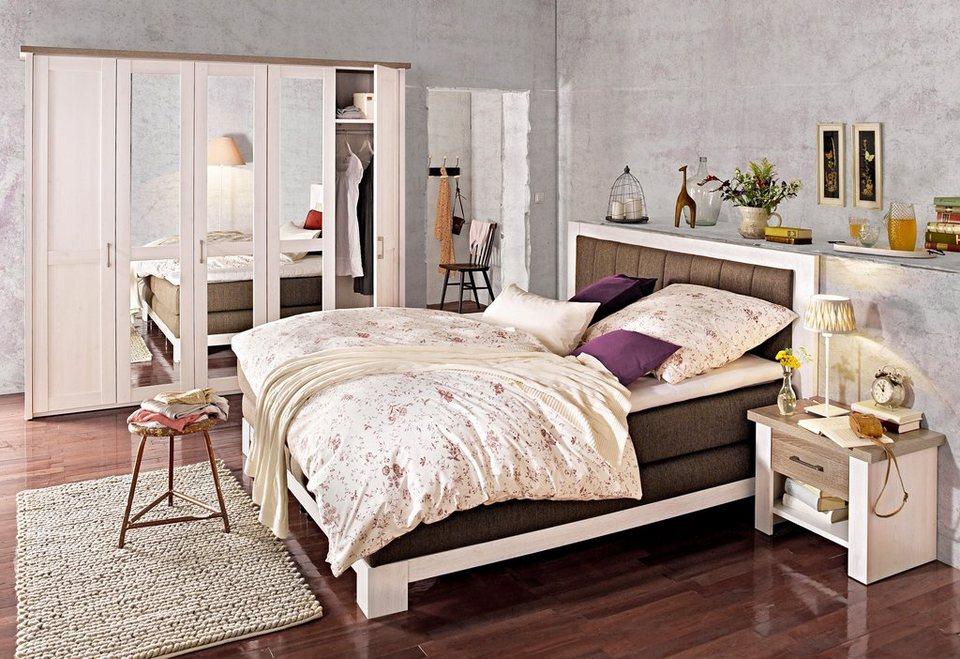Schlafzimmer set 4 tlg
