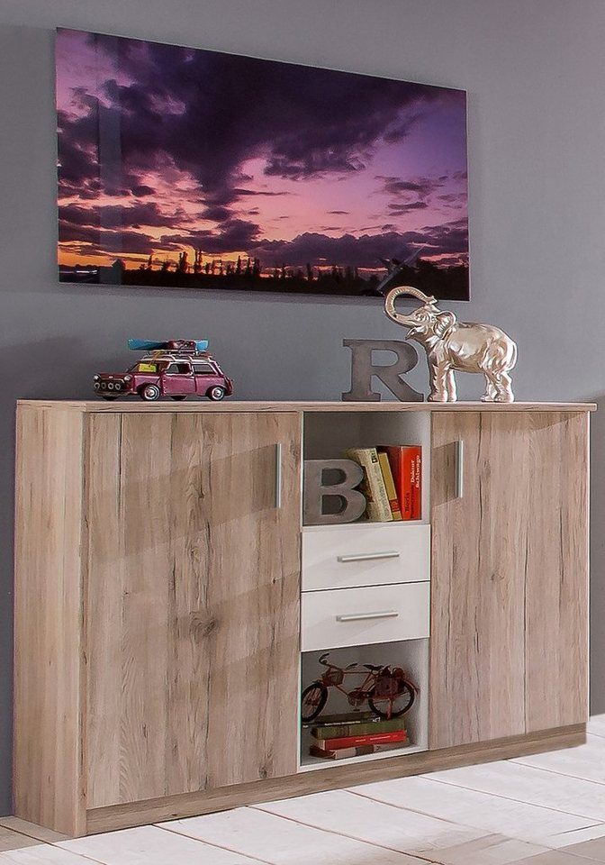 wimex highboard jork online kaufen otto. Black Bedroom Furniture Sets. Home Design Ideas