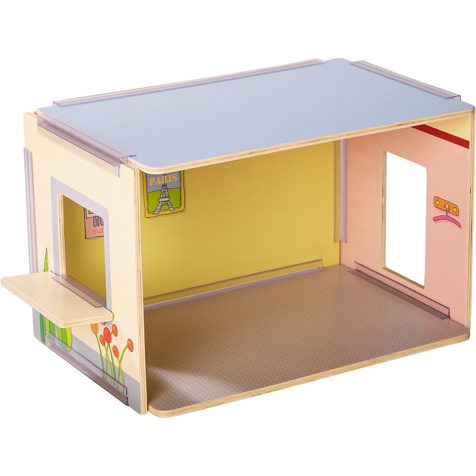 haba 300505 puppenhaus little friends anbau kaufen otto. Black Bedroom Furniture Sets. Home Design Ideas