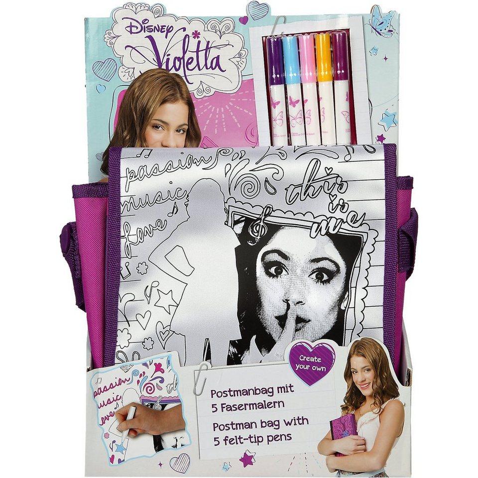 UNDERCOVER Kreativset Tasche Violetta