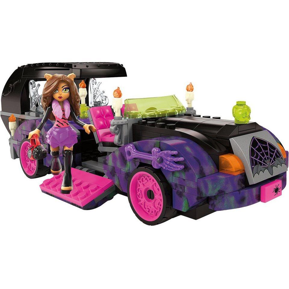 MEGA BLOKS Monster High - Monster-Mobile