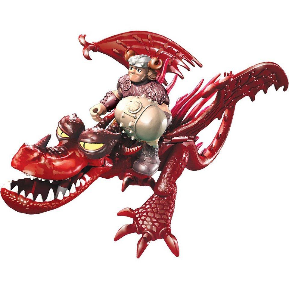 Spin Master Dragons Drachen & Reiter Hakenzahn & Rotzbakke