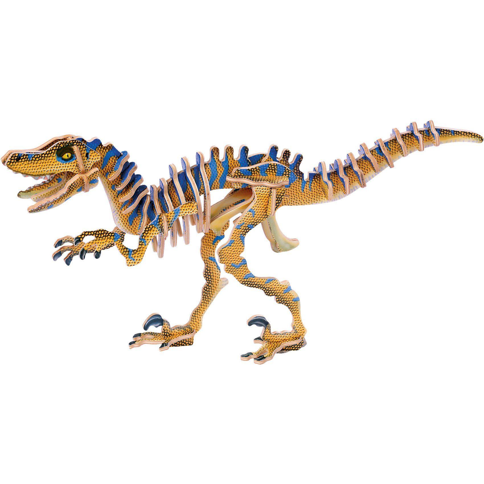 Legler 3D Puzzle Velociraptor