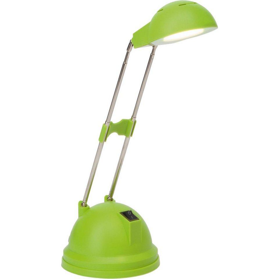 LED Tischlampe Katrina, grün in grün