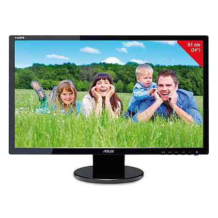 ASUS Full HD Monitor, 61,0cm (24 Zoll) »VE248HR«