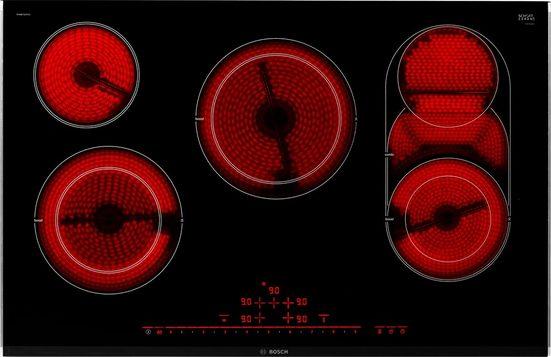 BOSCH Elektro-Kochfeld von SCHOTT CERAN® Serie 8 PKM875DP1D, mit Powerboost-Funktion