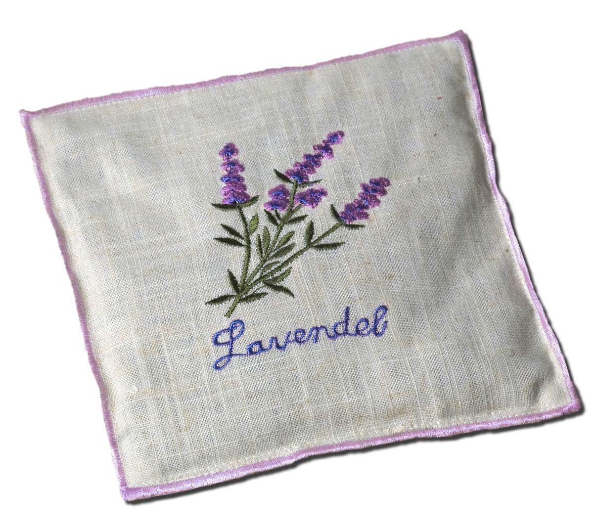 Duftkissen, »Lavendelblüten«, Herbalind