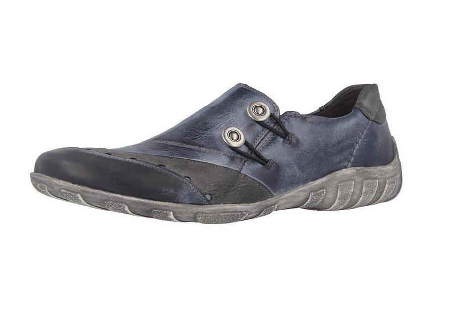 Remonte Slipper in Blau