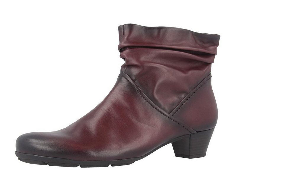Gabor Stiefelette in Rot