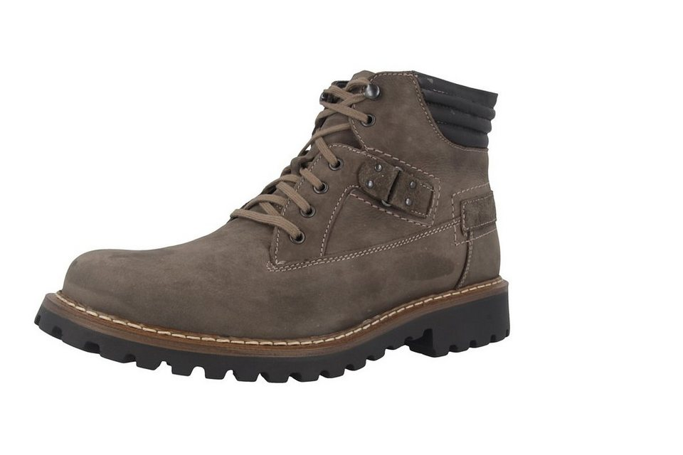 Josef Seibel Boots in Grau