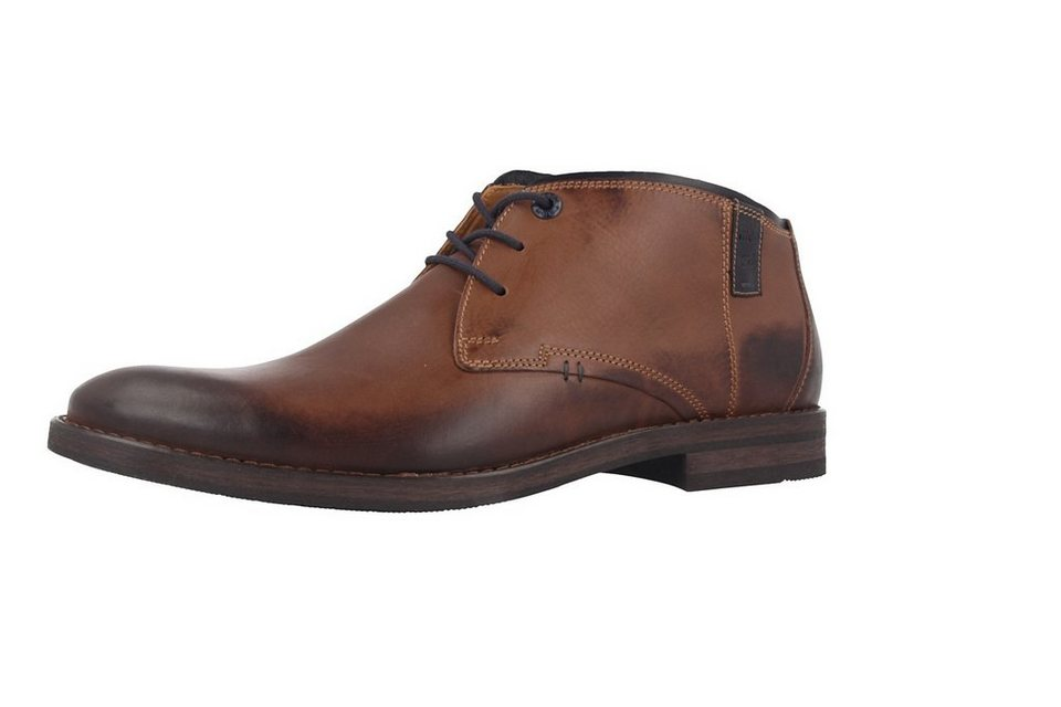 Fretz Men Boots in Braun