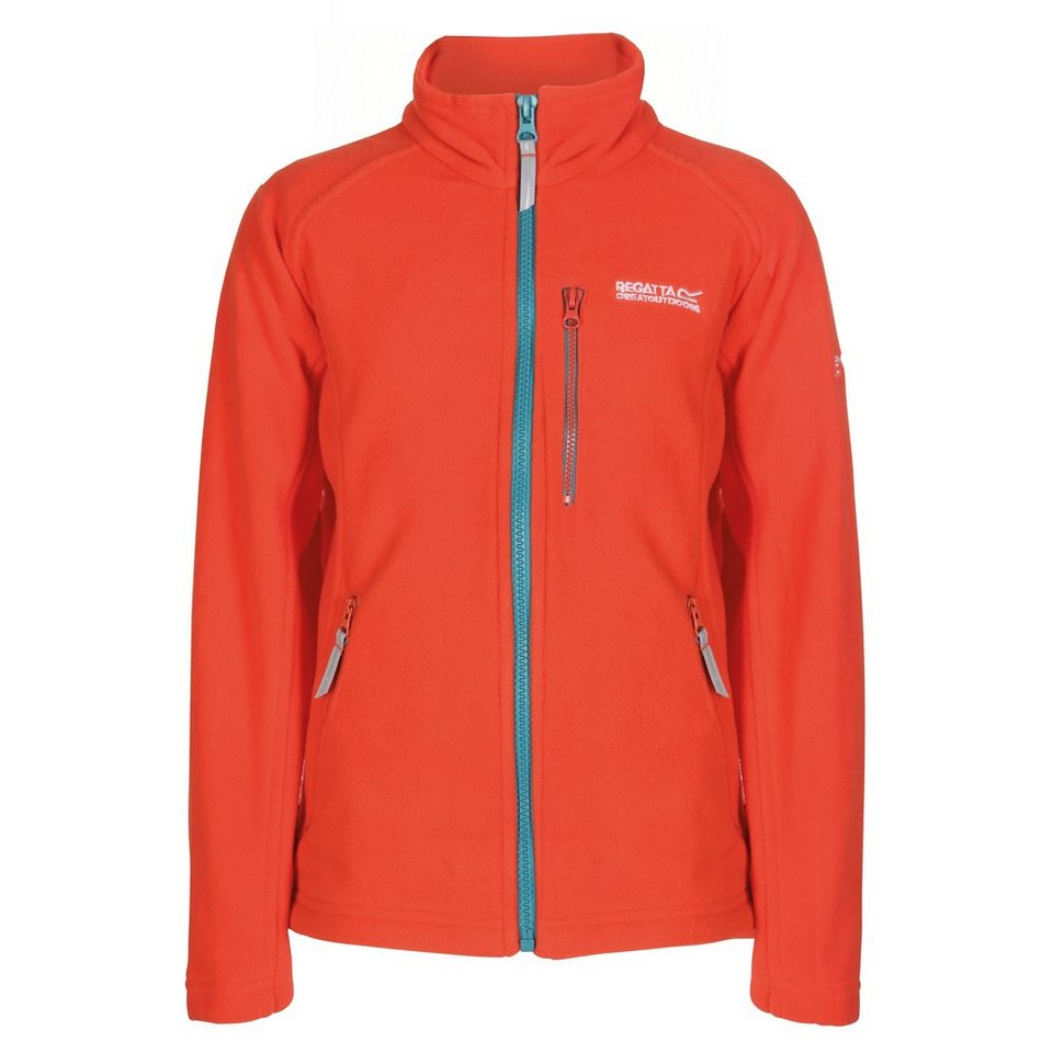 Regatta Outdoorjacke »Marlin III Girls« in orange