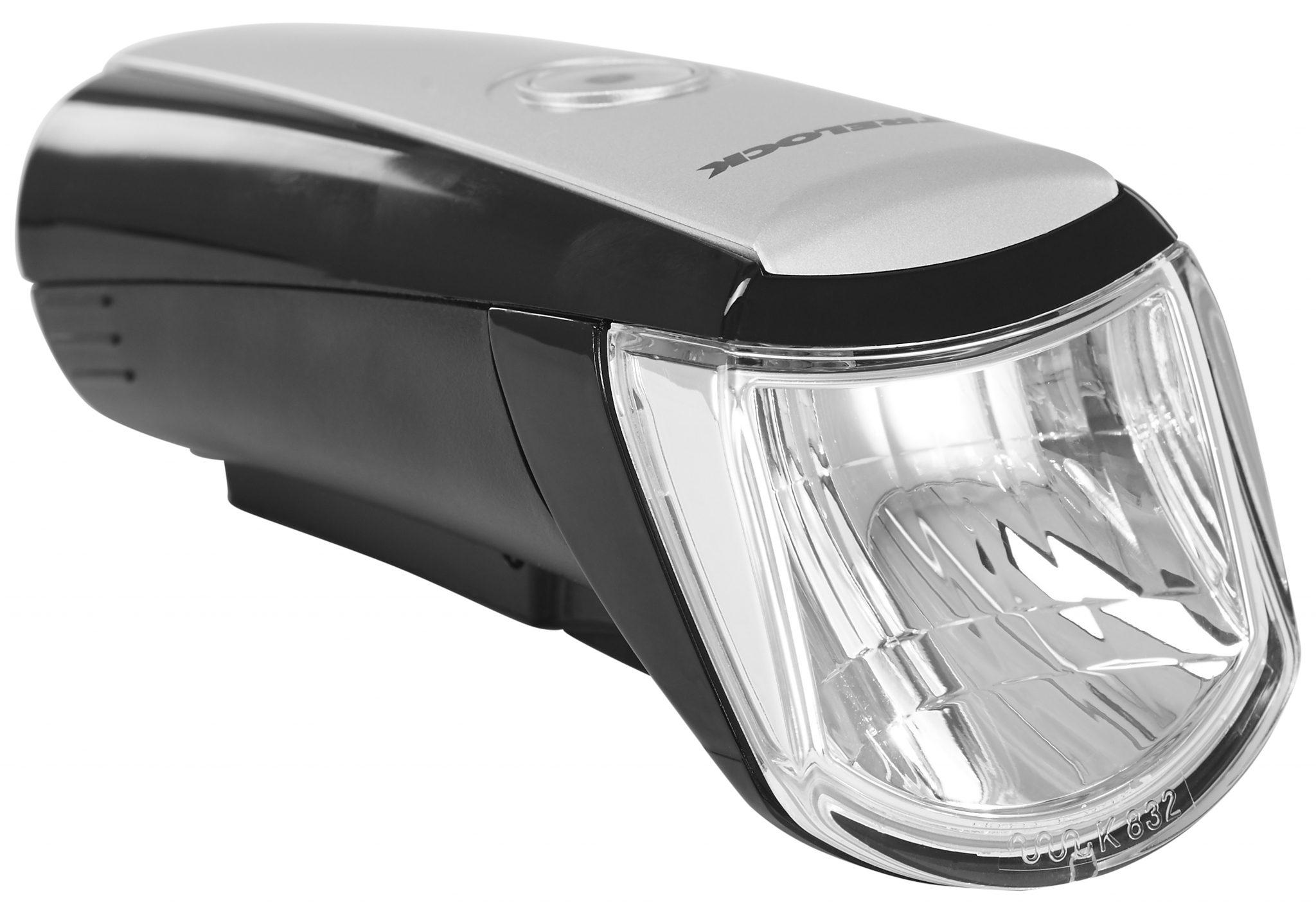 Trelock Fahrradbeleuchtung »LS 750 i-go Frontscheinwerfer schwarz«