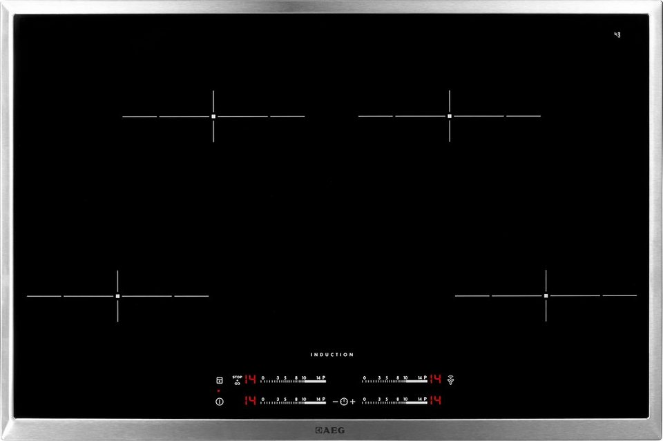 AEG Induktions-Kochfeld COMPETENCE / HK854401XB