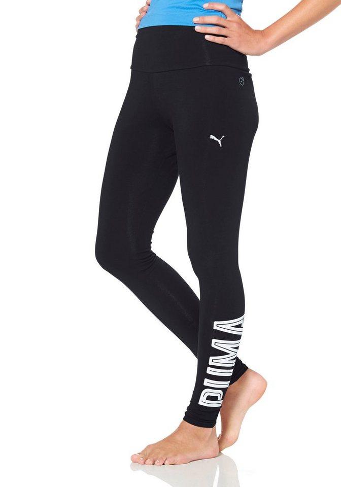 PUMA STYLE SWAGGER LEGGINGS schwarz Leggings in Schwarz