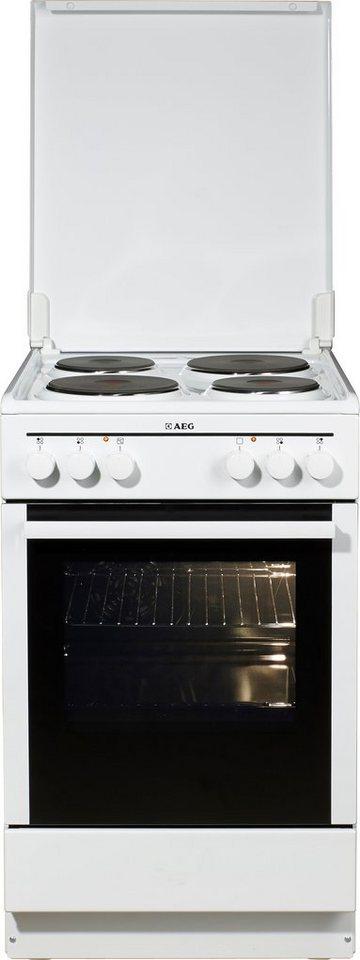 AEG Standherd 40095FA-WN / COMPETENCE