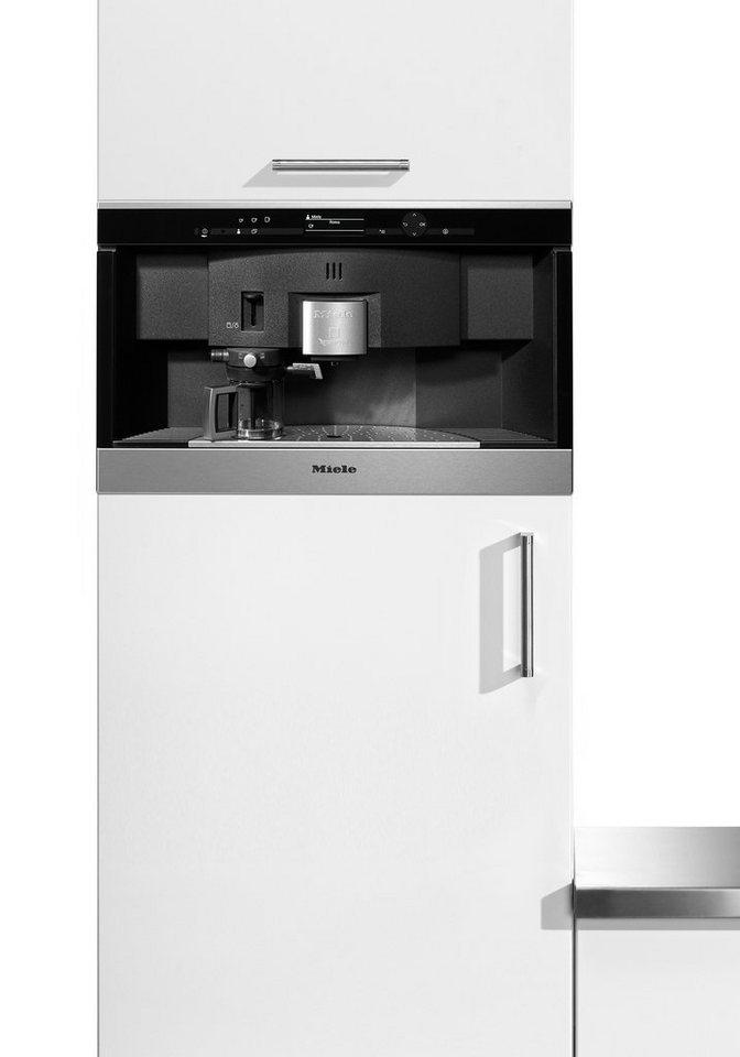 miele einbau kaffeevollautomat cva 6431 nespresso system online kaufen otto. Black Bedroom Furniture Sets. Home Design Ideas