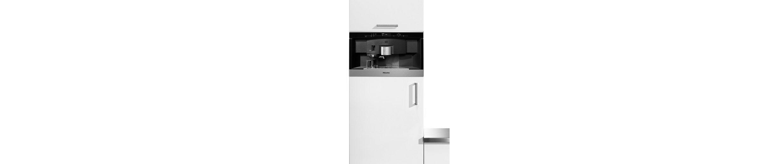 Miele Einbau-Kaffeevollautomat CVA 6431, Integrierter Milchtank, 15bar, CleanSteel