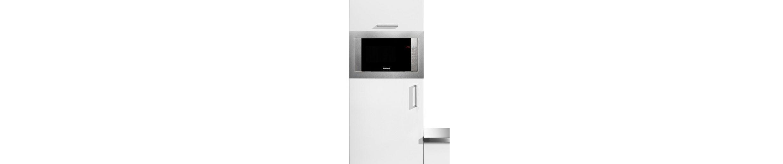 Samsung Einbau-Mikrowelle FG77SST XEG, mit Grill, 850/1100 Watt