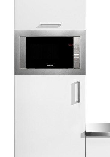 Samsung Einbau-Mikrowelle FG77SST XEG, Grill, 20 l