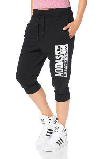 adidas Originals Sweathose, mit großem Aufdruck