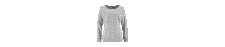 AJC Sweatshirt, mit Pünktchen